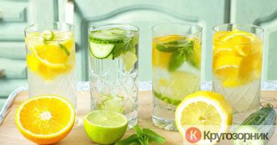 chto stoit pit utrom vmesto kofe stakan vody s limonom 390x205 - Что стоит пить утром вместо кофе? - стакан воды с лимоном