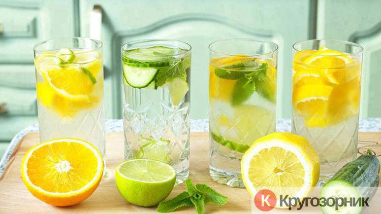 chto stoit pit utrom vmesto kofe stakan vody s limonom - Что стоит пить утром вместо кофе? - стакан воды с лимоном