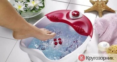 gidromassazhnye vannochki effektivnoe omolozhenie kozhi 390x205 - Гидромассажные ванночки для ног - эффективное омоложение кожи