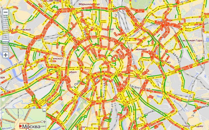 karta e1521219986742 - Новые технологии умных городов. Западная модернизация