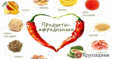 prirodnye afrodiziaki v domashnix usloviyax 390x205 - Природные афродизиаки в домашних условиях для мужчин и женщин