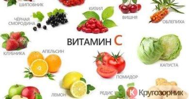 produkty soderzhashhie vitamin s 390x205 - Продукты содержащие витамин С