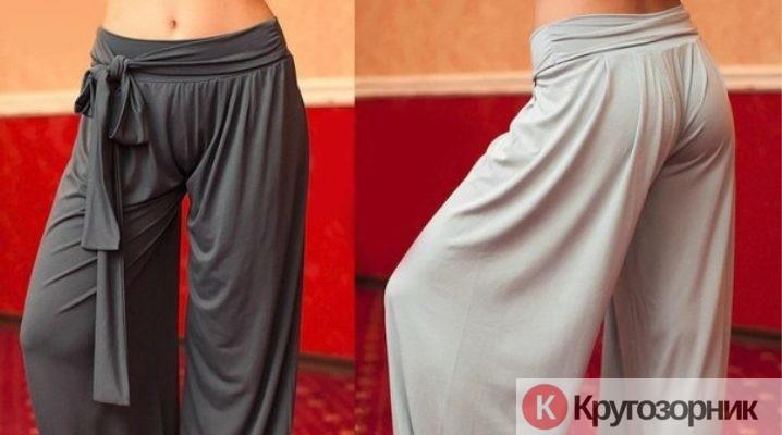 bryuki sharovary - Мужчины не любят в женской одежде эти 5 вещей