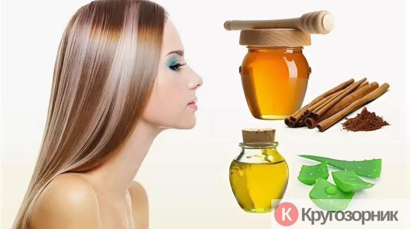 maska dlya pridaniya obema volosam 800x445 - Маска для придания объема волосам своими руками