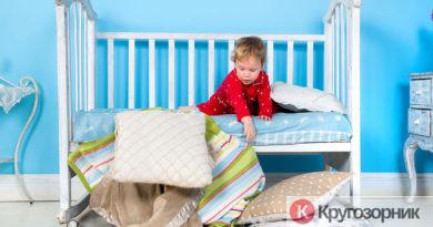 kak priuchit rebenka spat v svoej krovati 390x205 - Как приучить ребенка спать в своей кровати