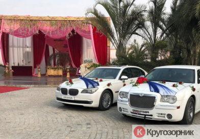 Авто на свадьбу. Какой автомобиль выбрать?