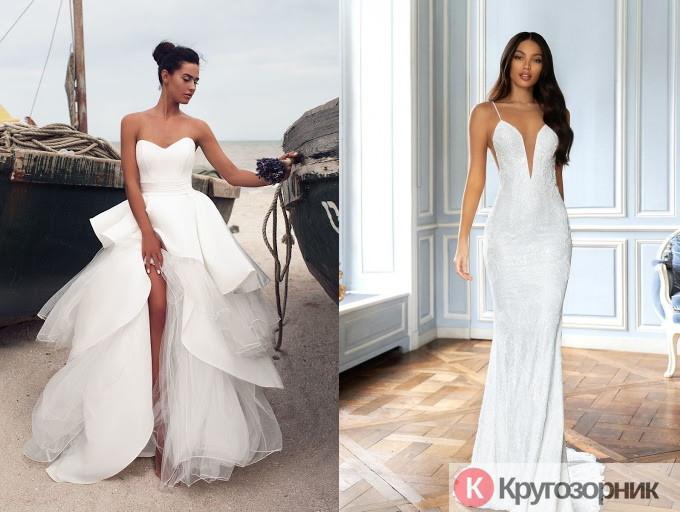 seksualnoye svadebnoye platye - Свадебные и праздничные платья для женщин. Как выбрать?