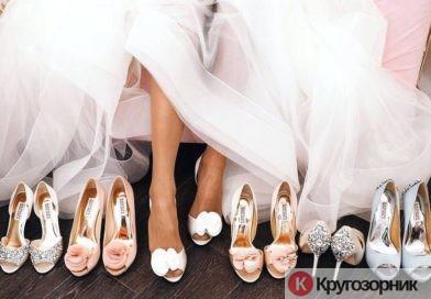 Как выбрать свадебные туфли?