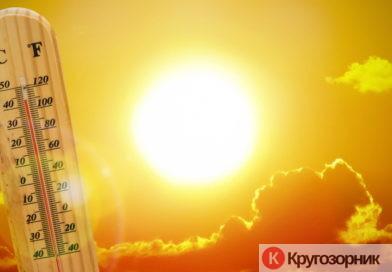 Рекомендации как легче пережить жару в городе